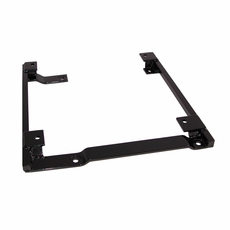 Seat Adapter, Left Side, 97-02 Jeep Wrangler by Rugged Ridge