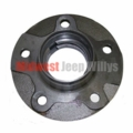 11) Front Wheel Hub, Left or Right, Fits 1965-81 CJ with Dana 27 & 30 Axle