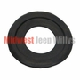 Fuel Filler Pipe Rubber Grommet, fits 1947-63 Willys Pickup, 1970-73 Jeepster C101, Commando C104, 1971-77 Jeep CJ with Rear Gas Tank