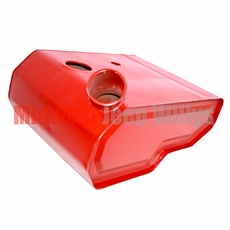 New Replacement Steel Under-Seat Gas Tank for 1952-1966 Willys Jeep M38A1