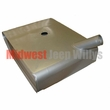 Replacement Under-Seat Gas Tank, fits 1955-1970 Jeep CJ5, CJ6 with F-134 4 Cylinder Engine Only