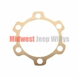 Front Axle Drive Flange Gasket for 4WD Dana Spicer Axle Model 25 & 27
