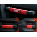 Grab Handle Kit, Black, 07-10 Jeep Wrangler Unlimited by Rugged Ridge