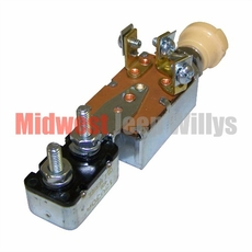 Head Light Switch, fits 1946-49 Station Wagon, Pick Up Truck, Sedan Delivery, 1948-51 Jeepster