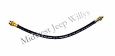 Jeep and Willys Brake Hoses