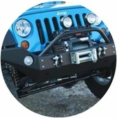 Jeep Bumpers & Racks