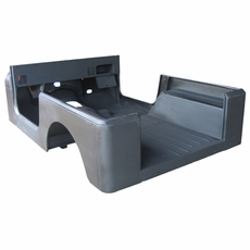 Jeep CJ7 Steel Body Tub, 1976-1986 CJ7