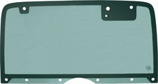 Jeep Wrangler YJ Hard Top Back Glass, (Non-Heated), Fits 1987-95 Wrangler YJ