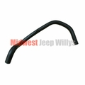 Replacement Fuel Vent Hose, No Flared Ends, fits Late 1979-1987 Jeep J10, J20 Townside Truck, for front fill tank