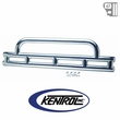 """Kentrol 3"""" Double Tube Front Bumper Polished Stainless Steel fits 1987-1995 Jeep Wrangler YJ"""