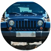 Kentrol Accessories for Jeep Wrangler JK