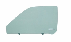 Left Side Door Glass, 1986-1997 Nissan Truck 850 Pick-up, Left Side