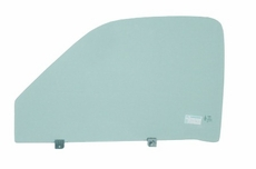 Left Side Door Glass, 2001-2006 Toyota Tundra Std Cab, Ext Cab, Left Side (Does not fit Crew Cab)
