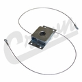 Hardtop Liftgate Cable Cam Assembly, with Cables 1976-1986 Jeep CJ7 Models