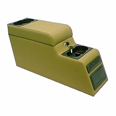 RT Off-Road Spice Deluxe Locking Center Console fits 1976-1995 Jeep CJ and Wrangler YJ