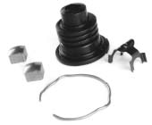 Lower Shaft Boot Kit: Fits 1976-1986 CJs