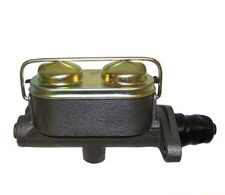 Master Cylinder, Without Power Brakes, Fits 1972-76 Jeep CJ with Front Drum Brakes