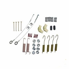 Master Drum Brake Parts Kit, 1986 Jeep CJ Series, 1986-89 Cherokee XJ, 1987-95 Wrangler YJ