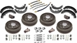 Master Drum Brake Rebuild Kit, Fits 1953-59 CJ3B, CJ5, CJ6 and M38A1
