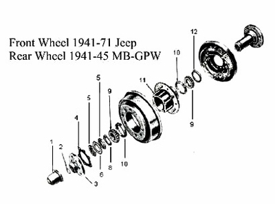 Engine 6 226 Ring Set moreover T14 T15parts as well Cj2a Rearaxle Semifloat Parts furthermore Cj3b Wheelparts as well Cj5 Cj6 T14 Transmissionparts. on 1949 willys cj3a jeep parts html