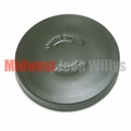 Metal Gas Cap, Olive Drab, fits 1943-1945 Willys MB & Ford GPW with Large Mouth Filler
