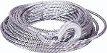 "Mile Marker Winch Cable, 3/8"" x 100' Replacement Winch cable"