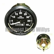 Military Vehicle Tachometer with Hour Meter, MS35916-2