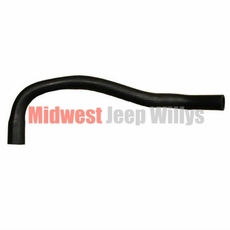 Replacement Fuel Filler Hose for 1981-1982 Jeep CJ8 for OEM 20 Gallon Plastic Tank Only