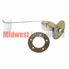 Gas Tank Sending Unit for 1945-1964 Jeep CJ2A, CJ3A, and early CJ3B with Five Screw Sender