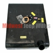 Plastic Gas Tank for 1957-1964 Willys Jeep CJ3B with 6 Screw Sending Unit