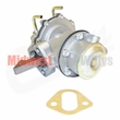 New Replacement Fuel Pump with Vacuum, fits 1953-1971 CJ3B, CJ5 and CJ6 with 4-134 F- Head Engine