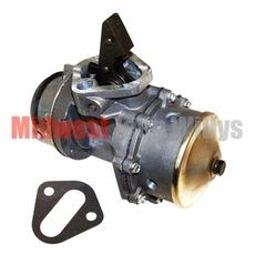 New Replacement Fuel Pump with Vacuum, Fits 1954-1964 Truck, Station Wagon with 6-226 Engine