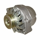 OEM Style Alternator for Jeep CJ, Full Size Cherokee SJ, Commanche MJ, J-Series Pickup, 1975-1982, 63 Amp