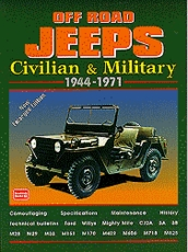 Off-Road Jeeps Civilian & Military 1944-1971 ��