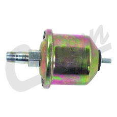 Oil Pressure Sending Unit Switch, 1976-86 Jeep CJ with 6 or 8 Cyl. Engine
