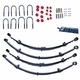 "ORV Lift Kit, 2""-2.5"" Lift, 1987-95 Jeep Wrangler YJ, 4WD, Kit w/o Shocks"