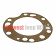 Outer Rear Axle Oil Seal Gasket, Fits 1945-1970 Jeep & Willys Models with Dana 44, 41 Axles