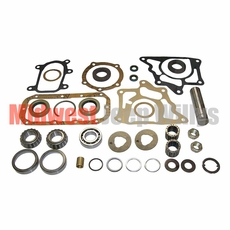 """Overhaul Repair Kit with 1-1/8"""" Intermediate Shaft, fits 1946-53 Jeep & Willys with Dana Spicer 18 Transfer Case"""