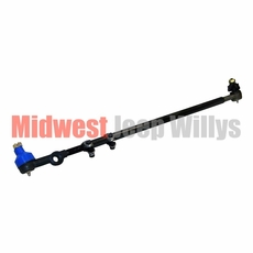 Passenger Side Steering Tie Rod Assembly, Fits 1945-1971 CJ2A, CJ3A, CJ3B, DJ3A, CJ5, CJ6