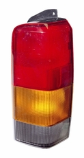 Passenger Side Tail Lamp Assembly, fits 1997-01 Jeep Cherokee XJ