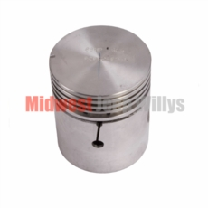 Piston & Pin, .020 Oversize for willys Jeep L-134 & F-134 4 Cylinder Engines