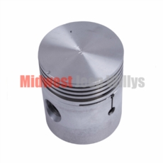 Piston & Pin, .040 Oversize for Willys Jeep L-134 & F-134 4 Cylinder Engines