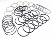 "Piston Ring Set (226 CI), .010"" Over, 6-226ci Engine, 1954-1964 Willys Pickup & Station Wagon"