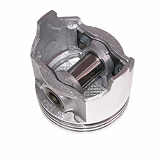 Piston, sold each, 1970-91, 360, std