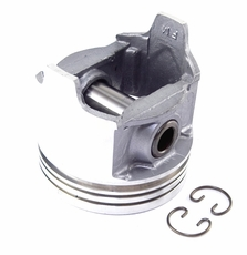 "Piston with Pin (.030"" o.s.) Fits: 1979-90 CJ/Wrangler (w/ 4.2L 6 cylinder)  17427.29"