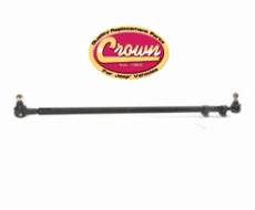 Pitman Arm to Passenger Side Long Tie Rod Kit, Fits 1987-1990 Wranglers