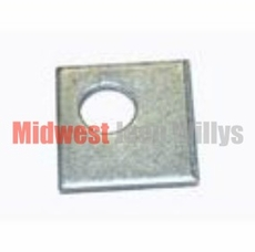 Lock Plate for Intermediate Gear Shaft, fits 1941-1979 Jeep Vehicles with Dana Model 18 and 20 Transfer Case.
