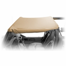 Island Pocket Topper, Khaki Diamond, 97-06 Jeep Wrangler by Rugged Ridge