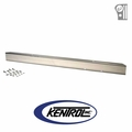 "Polished Stainless Steel 54"" Front Bumper w/out holes fits 1945-1986 Jeep CJ Models by Kentrol"