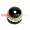 "Poppet Ball, 5/16"" fits 1946-86 Jeep Models with T86, T90, T4, T5, T14, T15, T176, T177 Transmission, Dana 18, 20 or Dana 300 Transfer Case"